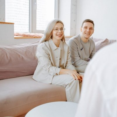couple in counseling